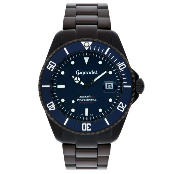 Herrenuhr Automatik Gigandet SEA GROUND G2-013