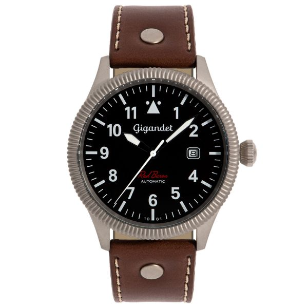 Men's Watch Automatic RED BARON l G8-003
