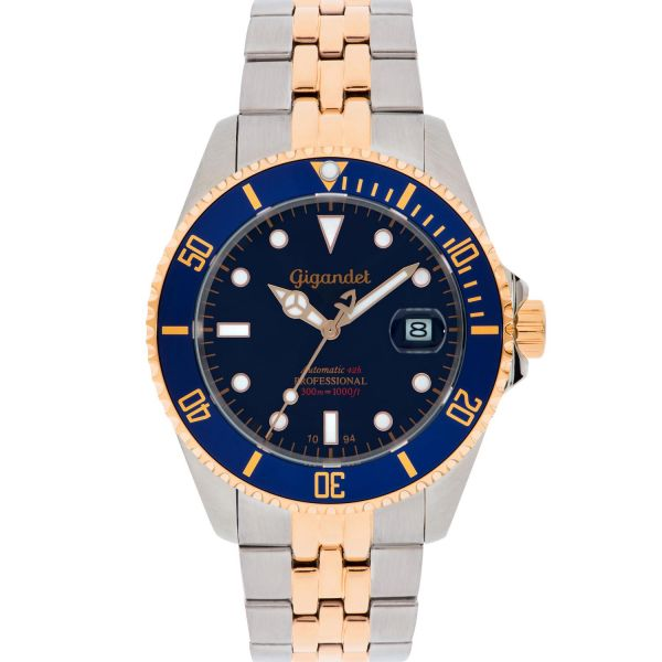 Men's Watch Automatic SEA GROUND G2-021