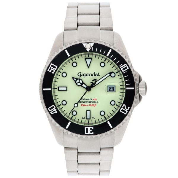 Herrenuhr Automatik Gigandet SEA GROUND G2-011
