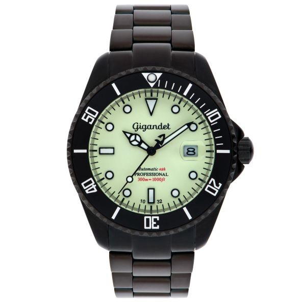 Herrenuhr Automatik Gigandet SEA GROUND G2-012